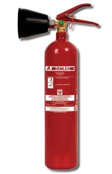 HEIMLICH K2H-5, 2kg Kohlendioxidlöscher