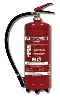 HEIMLICH S6LM-3, 6 Ltr. Schaum-Dauerdrucklöscher