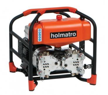 Holmatro Elektro-Quattro-Pumpe SR 40 EC 4